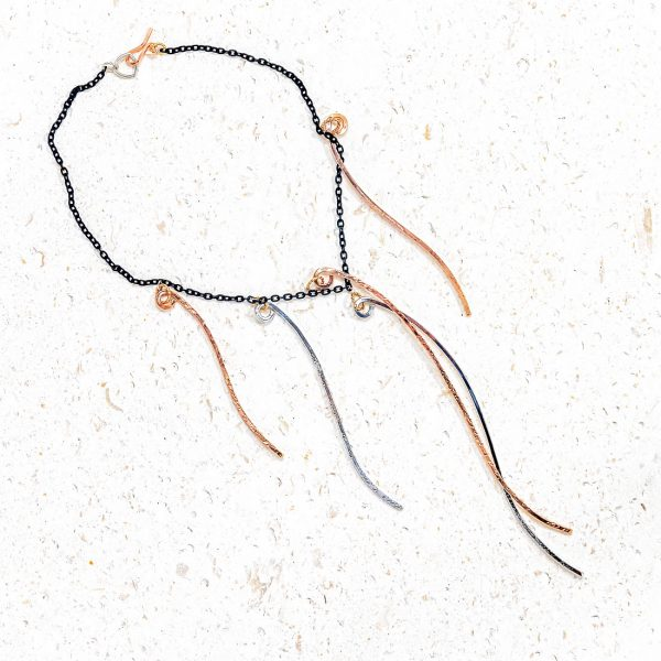 Icicles Small Necklace - product