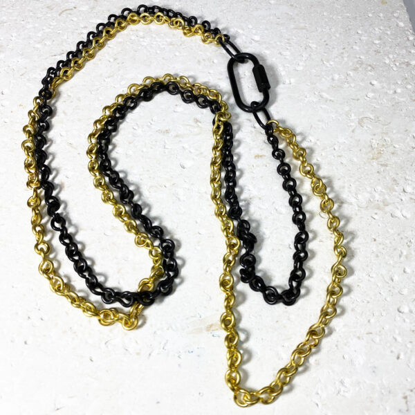 Boreus Mix s-loop necklace