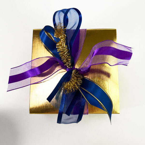 Medium Gift Box Wrapped