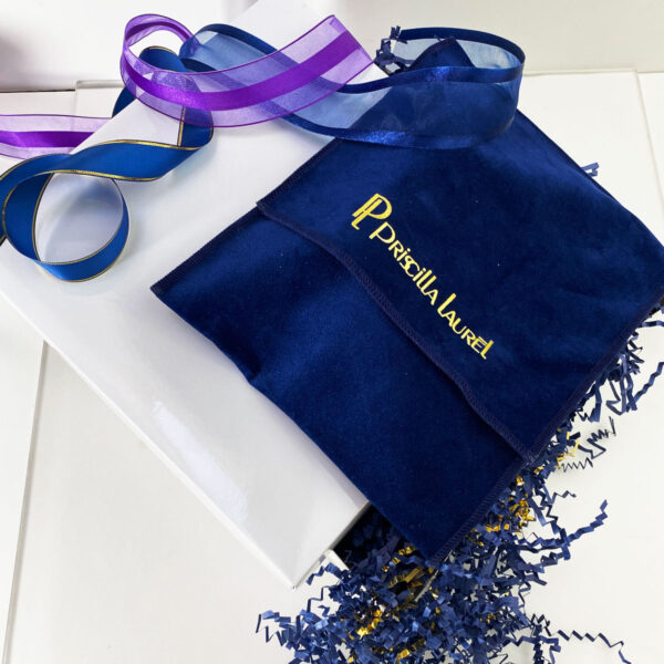 Large Gift Box with Pouch