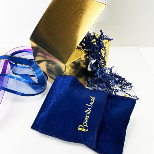 Medium Gift Box with Pouch